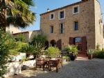 Exquisite character house fully renovated into gite/B&B with garden, garage and pool.