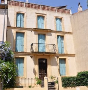 Beautiful house, 5 minutes to the beach, with 4 bedrooms, terrace and views.