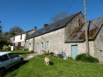 Spacious village house with adjoining gite and swimming pool.