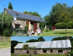 Charming renovated barn conversion with granite outbuilding
