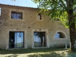 3-bedroom stone house in Roumengoux