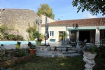 Beautiful property in the regional Saintes style