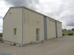 120m2 barn perfect for use as a workshop or storage space