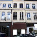 CENTRE VILLE Immeuble avec local commercial