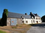 Large village house with gite, huge outbuildings and 2 acres.