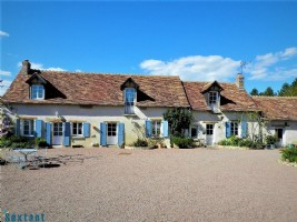 Old farm totally renovated next to Amboise
