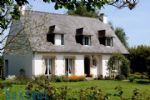 Large country house, located near the charming village of Le Mesnillard (50600)