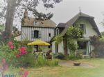 Artist's house very close to Honfleur