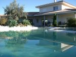 Large contemporary villa in the countryside with garden and swimming pool