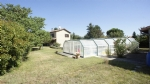 4 bedroom house with covered swimming pool in La Motte de Galaure