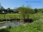 3 bedroomed cottage set in 1ha of land with outbuildings