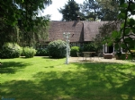 Close to HONFLEUR, prestigious Normandy style house