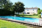 Magnificent Charente style house close to Saintes on a 5000m2 site