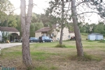 Property with house and gite on 4 hectares of woods.