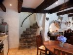 Charming town house in Medieval town.