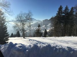 Build a chalet on constructible land for sale in Savoie Mont Blanc