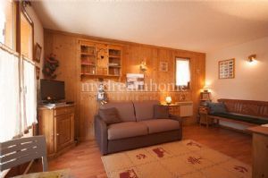 For Sale Studio apartment ski in ski out Le Plan de la Giettaz