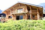 For Sale New Chalet La Giettaz 5 bedrooms