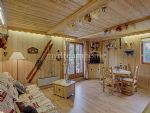 1 bedroom ski apartment Megeve Le Jaillet near slopes