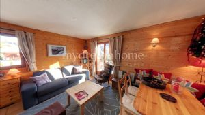 For sale Megeve (74120) 1 bedroom ski apartment in Le Jaillet