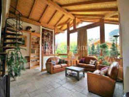 4 bedroom ski chalet Megeve Rochebrune (74120) Mont Blanc Views