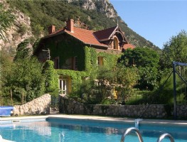 Exceptional Property With Pool, Views, Villefranche De Conflent