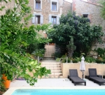 B&B With Private Accommodation, Garden And Pool, Tautavel