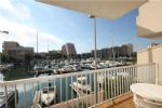 Charming 1 Bed Apt With Balcony And Views On The Marina, Canet