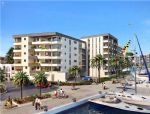 Coeur Plaisance : 28 Apartments With Terrace, Canet-Plage