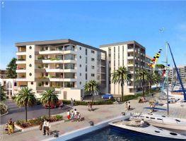 Coeur Plaisance : 28 Apartments With Terrace, Canet-Plage