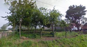 Close to Hesdin, nice building plot with an area of ??591 m²