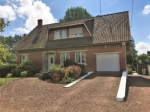 Beautiful brick house in good condition in the Canche Valley near Hesdin