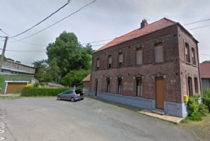 4 bedroom brick house in the Ternoise valley