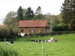 Beautiful converted barn located in a hamlet near Hesdin
