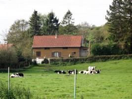 Beautiful converted barn located in a hamlet near Hesdin