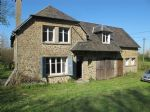 Detached farmhouse in Calvados in around one acre of land
