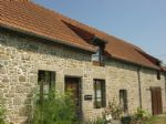 Lovely conversion of a Breton stone barn, just in need of the finishing touches