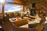 Extremely rare luxury South facing ski in and out 6 bedroom chalet on Solaise piste (A)