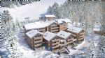 Outstanding off plan 2 bedroom apartment in brand new residence, ski in and out ! (M)