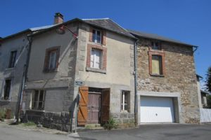 Two Buildings For Renovation in small Village