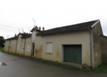 Cottage with attached barn with short cycle to St Savin.