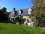 Lovely 5 bedroom country house, gite, stables and 8 acres.
