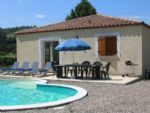 Modern house with pool and garden. Close to Limoux