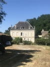 Equestrian property France. Stables. 72 acres. Maison de Maitre