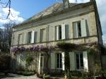 Equestrian property France. Stables. 72 acres. Maison de Maitre