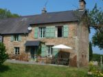 Secluded country house and outbuildings, 10 acres. views