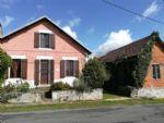 Maison de Village Dordogne 4 chambres, grange et jardin