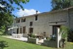 Country house with gite. Price reduced from 299 950? for quick sale.