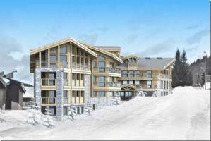 Les Gets ski apartment for sale
