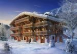 Le Green luxury apartments, Chamonix, French Alps